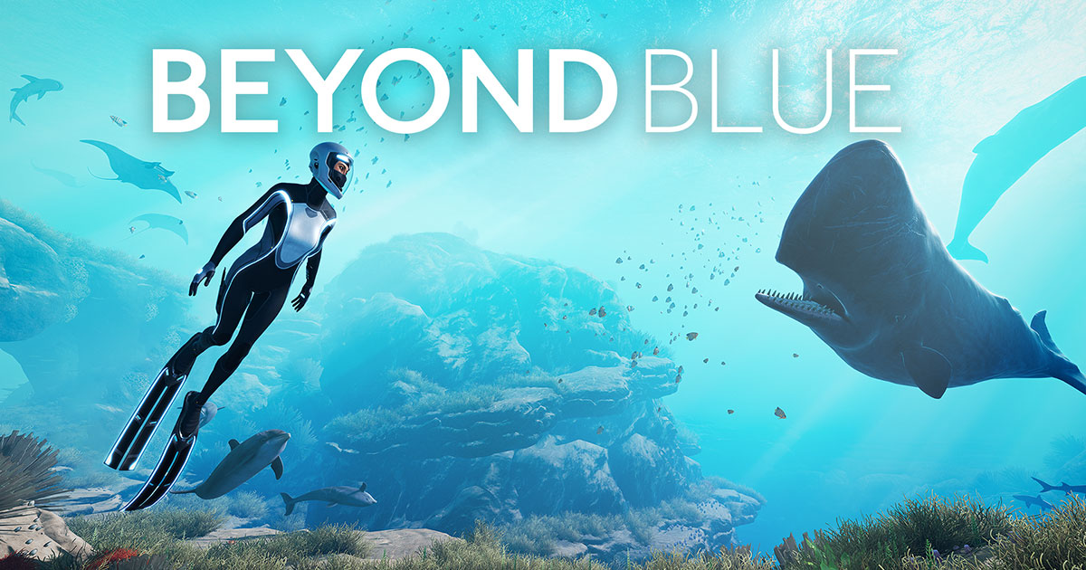 Beyond Blue - Playstation 4, Xbox One, PC, and Apple Arcade